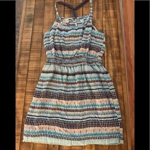 BCBG summer dress with pockets!